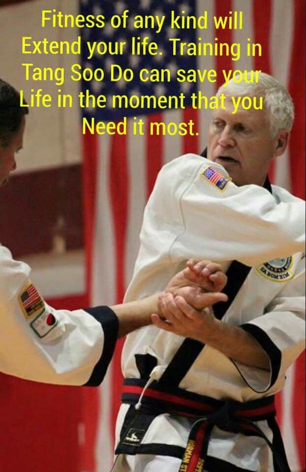 Tang Soo Do Can Save Your Life!