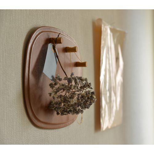 お気に入りのものを壁を飾ることができる、マグネットボードtorim.