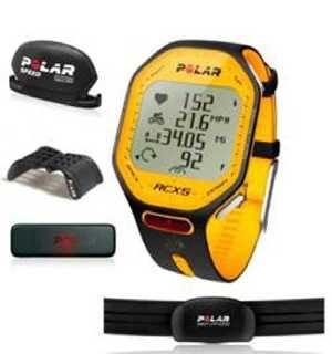 #Triathlon #GPS #Pulsometri #Orologi cardiofrequenzimetri #Polar #Rcx5 Tdf #Bike €220.99