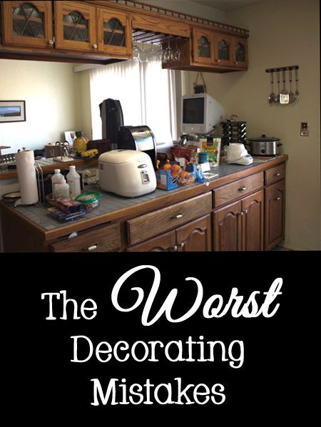 The 215 best images about decorating on pinterest decorating bedrooms tall ceilings and - Common home design mistakes stress later ...