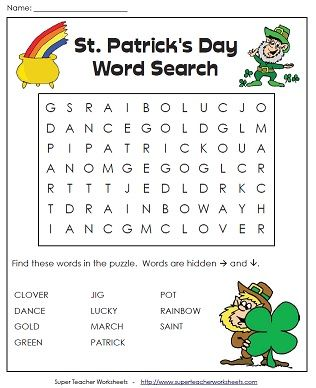 Worksheets Super Teacher Worksheets Rounding 147 best images about super teacher worksheets on pinterest has st paddys day students will love the puzzles games and crafts located this page