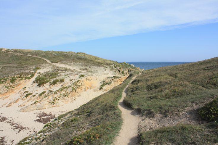 Île d'Hoedic à Hoedic, Bretagne