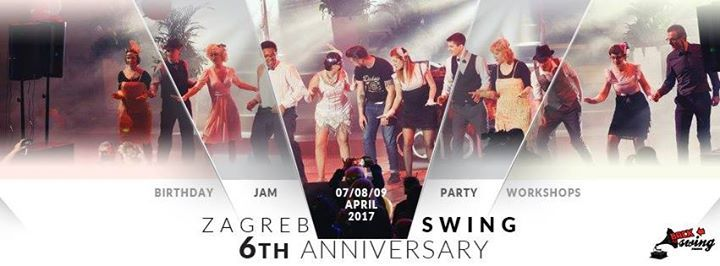 Totally crazy weekend is waiting…. …photos of this weekend are gonna get out IF we survive! 😉 http://swingoteka.swingdance.hr/swingoteka-8/   Sviđa mi se