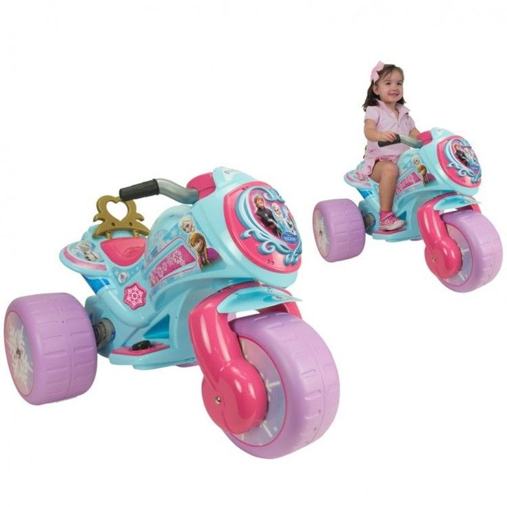 Toddler Ride On Car Vehicle Christmas Xmass Gift Electric Tricycle Girls Pink #ToddlerRideOnCar