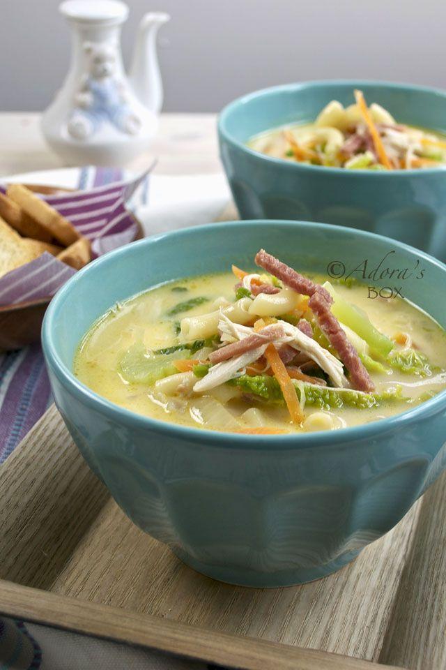 how to cook chicken sotanghon soup panlasang pinoy