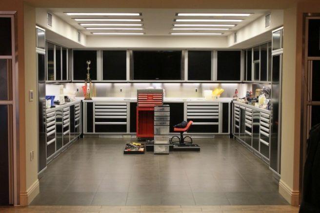 2 Car Garage Man Cave Floor Plans Lovely 2 Car Garage Ideas 5