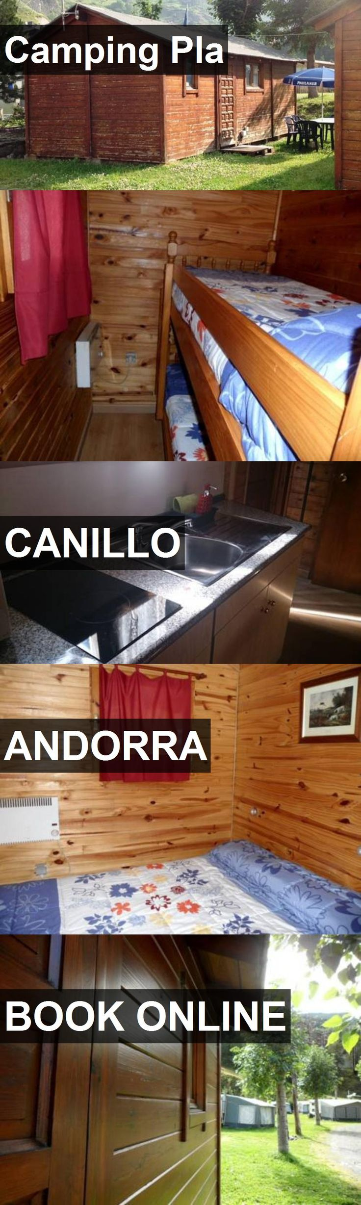 Hotel Camping Pla in Canillo, Andorra. For more information, photos, reviews and best prices please follow the link. #Andorra #Canillo #travel #vacation #hotel
