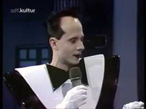 Klaus Nomi interview + Total Eclipse on German TV