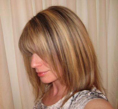 97 best Hairstyles (Haircuts and Hair color) images on Pinterest ...
