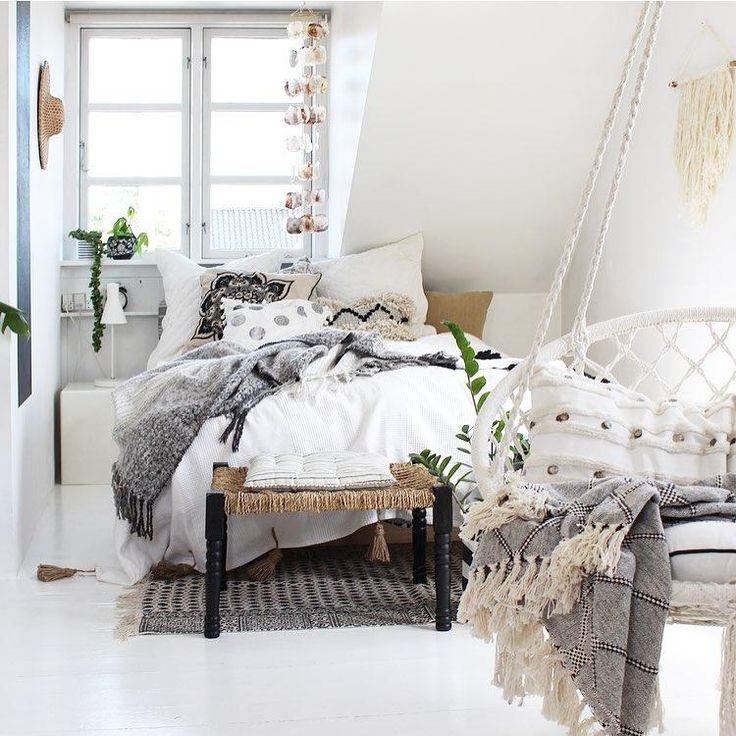 Plaid Zack Schlafzimmer Einrichten Rauminspiration Einrichten Und Wohnen