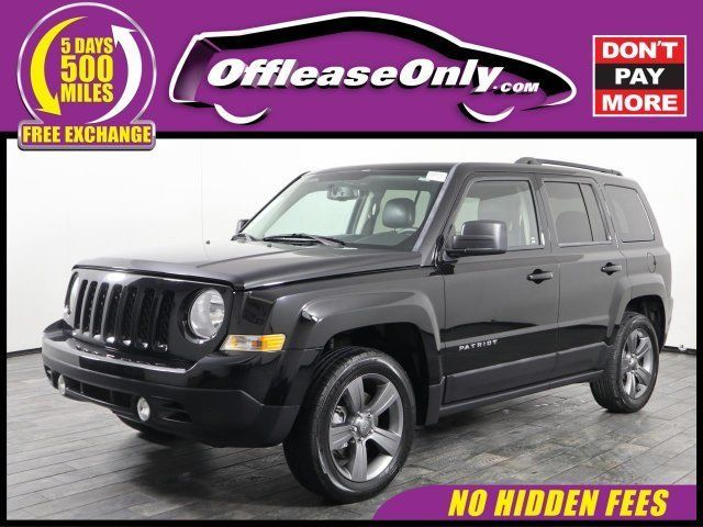 Ebay 2015 Patriot High Altitude Edition Off Lease Only 2015 Jeep