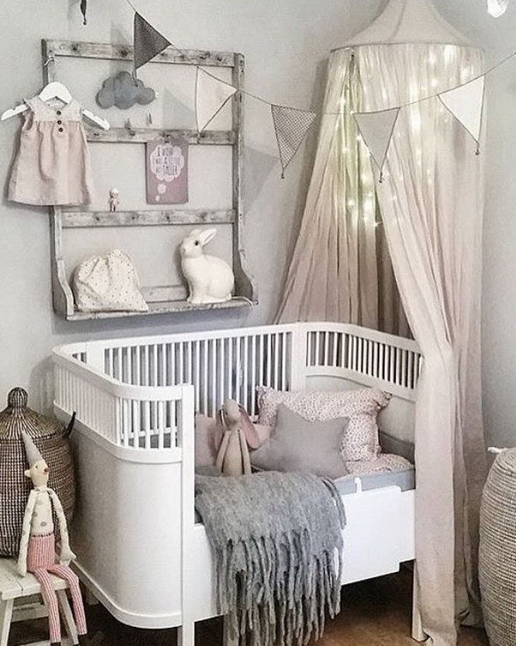 Captivating 60 Modern Chic Nursery U0026 Toddler Rooms @finabarnsaker Great Ideas