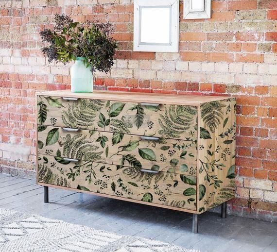 Rub On Transfers For Furniture Furniture Decals Redesign Etsy Painted Furniture Etsy Furniture Furniture