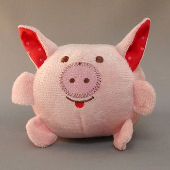 Piggy Pet Toy (013019)