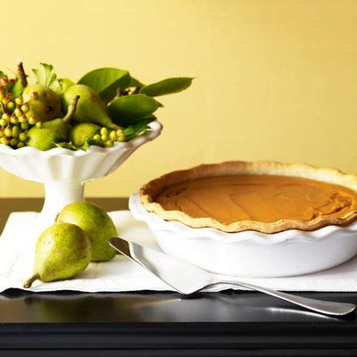 Paula Deen's sweet potato pie is divine.  The best of the 4 different recipes I made this week!