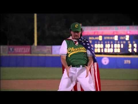 Kenny Powers 'Real American' Entrance.  I laugh every time I watch it.