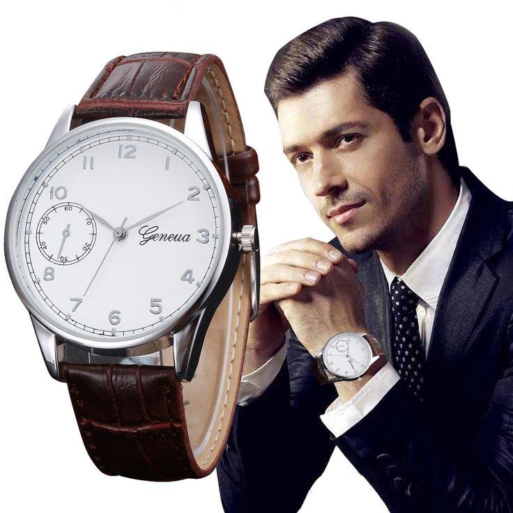 $1.16 (Buy here: https://alitems.com/g/1e8d114494ebda23ff8b16525dc3e8/?i=5&ulp=https%3A%2F%2Fwww.aliexpress.com%2Fitem%2F2016-Watch-Women-Men-Retro-Design-Attractive-Dial-PU-Leather-Band-Analog-Alloy-Quartz-Wrist-Watch%2F32724658175.html ) 2016 Watch Women Men Retro Design Attractive Dial PU Leather Band Analog Alloy Quartz Wrist Watch relogios feminino hour CLAUDIA for just $1.16