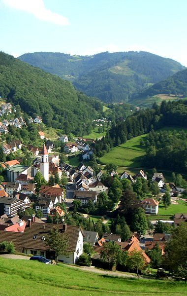Ottenhofen (Black Forest), Germany