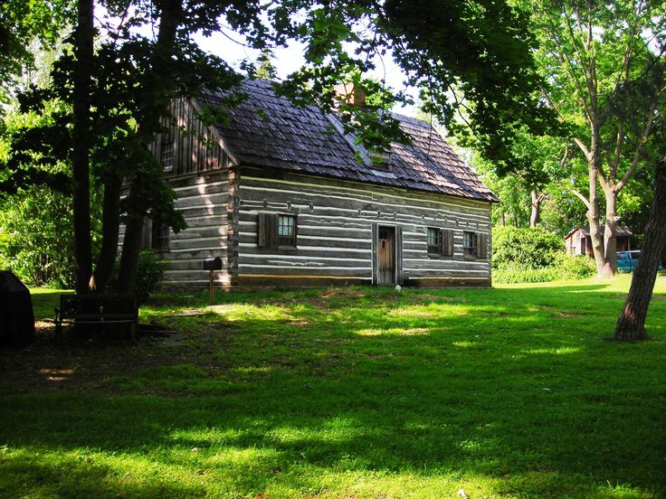 The Gray Cottage in Nazareth, PA is the oldest Moravian building in America. Built on the land the Moravian's purchased from John Wesley contemporary George Whitfield, it was used by the Moravian's as a school for boys. Martin Jr. and Johannes would have been schooled here.