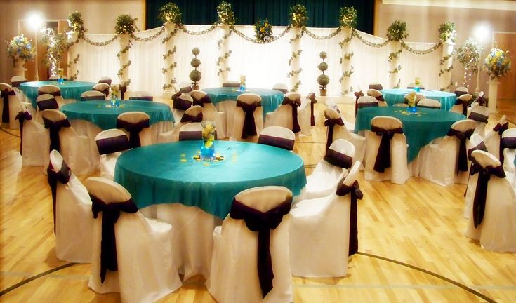 Brown And Teal Wedding Ideas: Brown And Turquoise Wedding Ideas