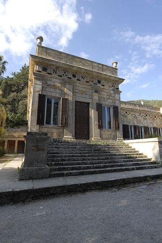Isola d elba toscana italia portoferraio museo napoleonico di san martino