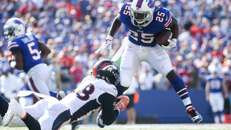 LeSean McCoy fine with being a 'decoy' if it helps Bills win - Bills Wire