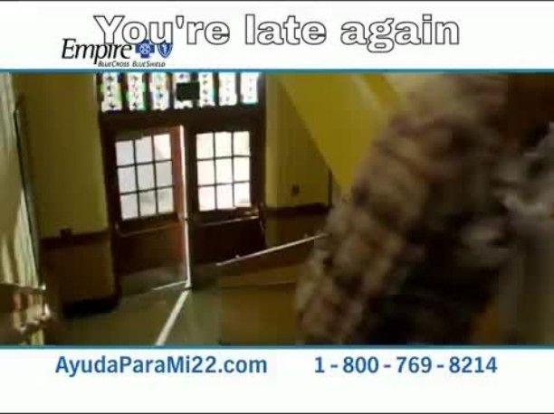 You're late again #Telemundo #ProgramaPagado #ConnecTV