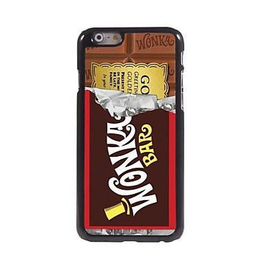 Chocolate Design Aluminum Hard Case for iPhone 6 - EUR € 3.99