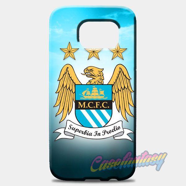Manchester City Logo Samsung Galaxy S8 Plus Case Case | casefantasy