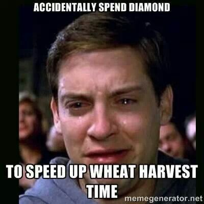 Hay Day, I hate it when that happens!