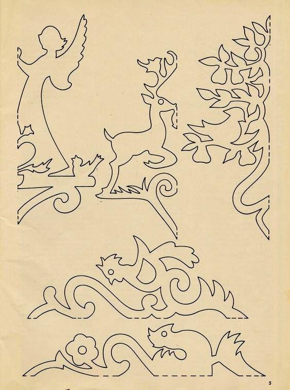 wycinanki, motyle do wyciecia, wzory motyli, butterflies patterns, paper craft, z papieru, inspiracje z papieru