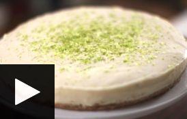 Perfect No-Cook Cheesecake by Siba Mtongana