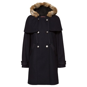 Comptoir Des Cotonniers Two-in-one coat.  My bday gift!