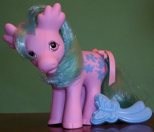 My Little Pony Vintage Oakly Moose Friend EBay