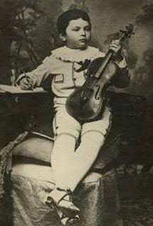 Little George Enescu