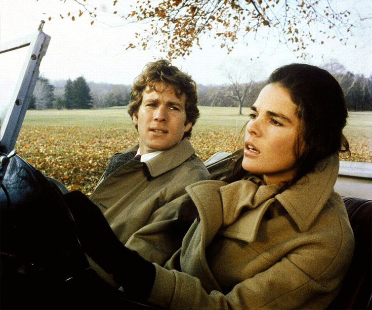 Ali MacGraw's sweater-weather ready-knits, camel coats, leather gloves, and chic hats in the 1970 classic film Love Story are the building blocks for the perfect fall wardrobe.