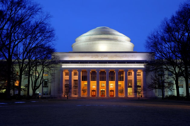 MIT one among the best universities in USA