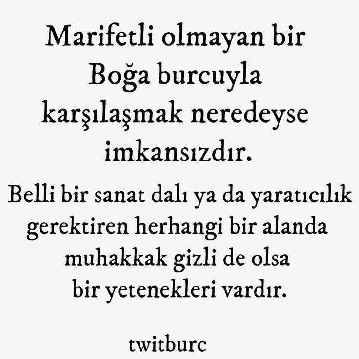 #Boğa burcu... #astrolog #twitburc