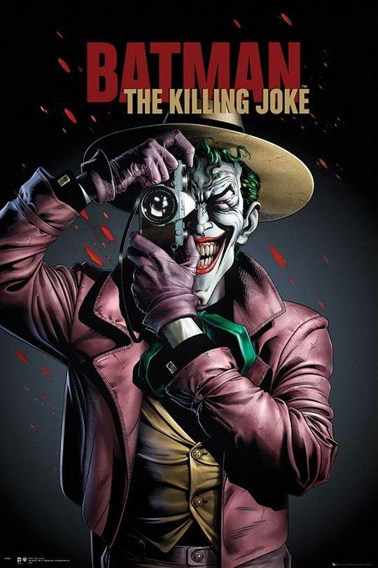 Мультфильм Бэтмен: Убийственная шутка (2016) | thevideo.one - онлайн кинотеатр