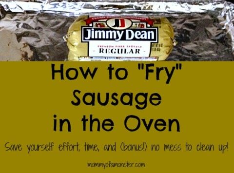 how_to_cook_sausage