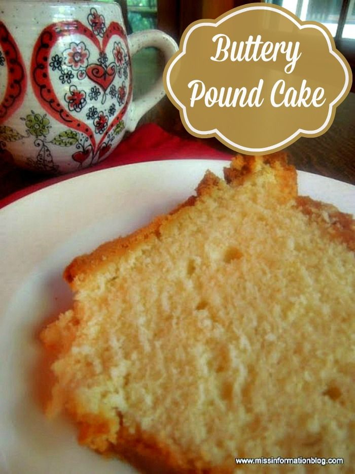 My Mom's butter cream cheese pound cake recipe Top with fresh berries!