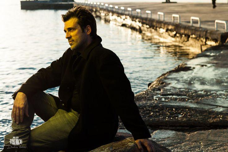 Hairstylist Dimitris Potamianos by Dimitris Vlaikos