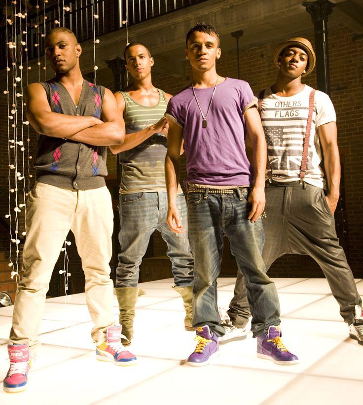 JLS | Famous Pop Group
