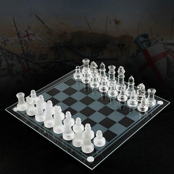 68 59 50 Off الاكريليك الشطرنج مجلس جودة عالية مكافحة كسر الزجاج أنيقة قطع الشطرنج لعبة الشطرنج لعبة الشطرنج لعبة الشط Chess Game Chess Board Glass Chess