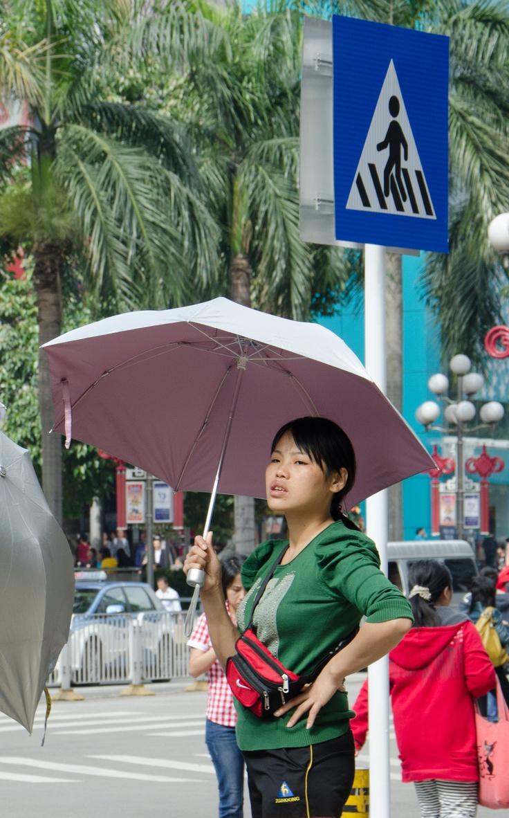 Umbrella  Shenzhen 2012  @xdumont