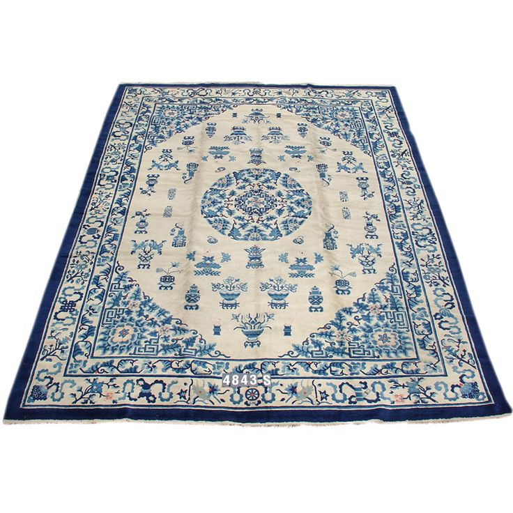 Blue And White Chinese Rugs: 431 Best Images About All Things Blue And White On Pinterest