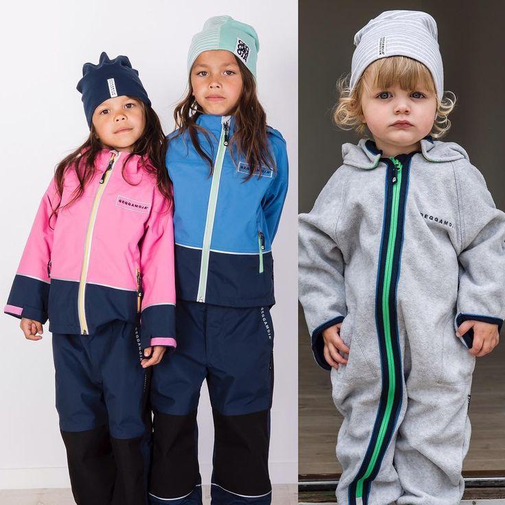 Vårens härliga fleece- och skalplagg är här! Vind- och vattentäta ytterkläder som ger barnen de bästa förutsättningarna för att röra sig och leka fritt i alla väder. Ni hittar dem på www.geggamoja.com  #geggamoja#barnklädet#kidsfashion#inspirationforpojkar#inspirationforflickor#inspirationforbarn#fleece#allväderskläder#ytterplagg
