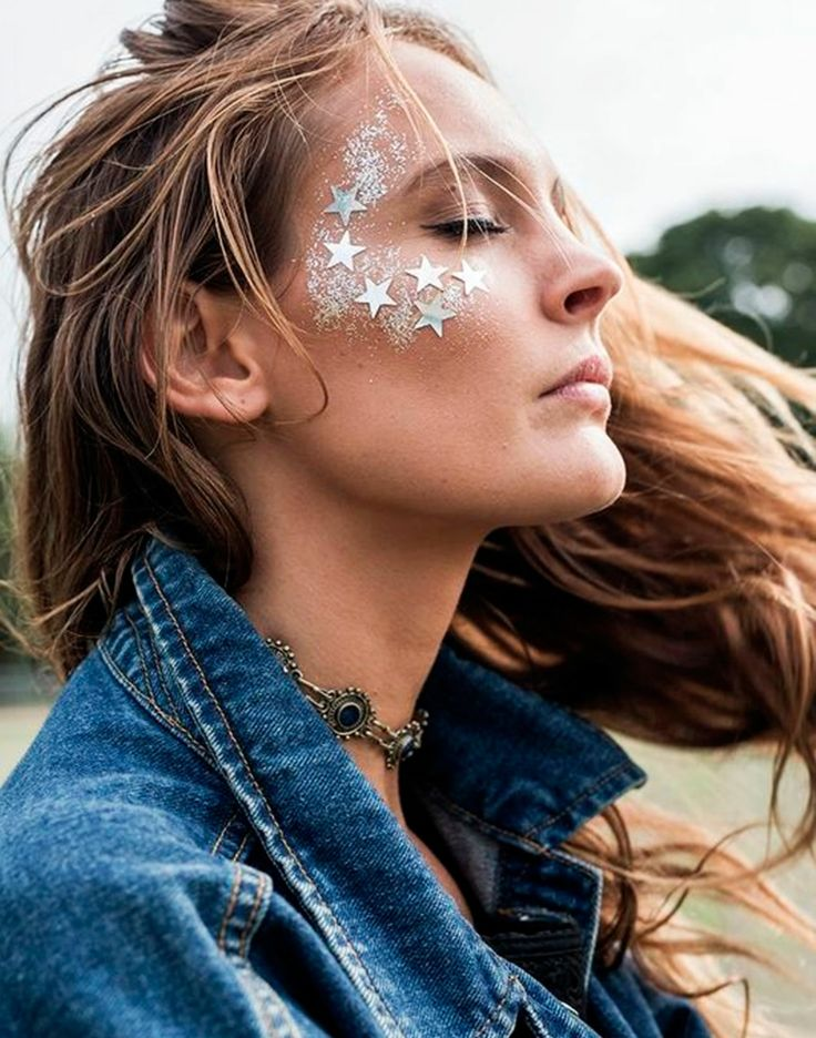 Galaxy Make Up for Carnival – imaginative ideas, templates & simple instructions