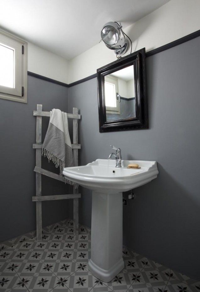 Bathroom - Industrial chic  rdeco_evatopalidou_rdeco project