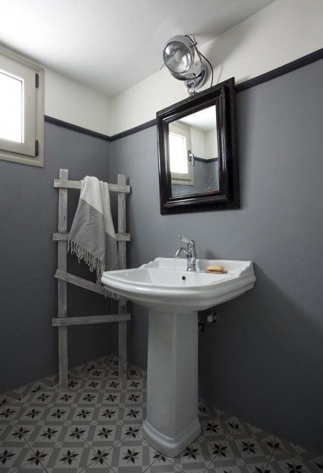 Bathroom - Industrial chic  rdeco_evatopalidou_rdeco project